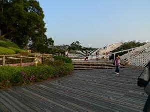 馬灣公園瞭望台
