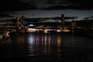Marina Mirage Night View
