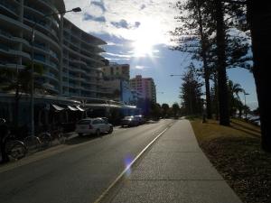 Mooloolaba的購物街