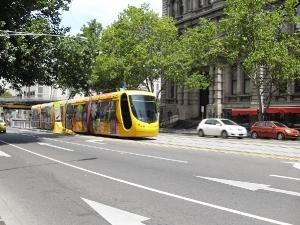 Melbourne電車