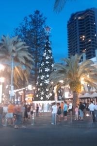 Gold Coast聖誕樹
